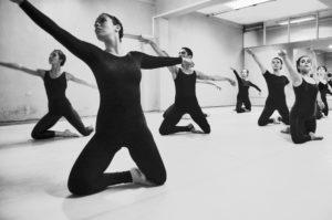 Estudiar danza como futuro