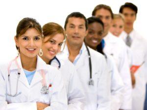 Estudiar la carrera de enfermería