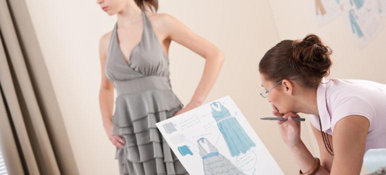 estudiar diseño de modas