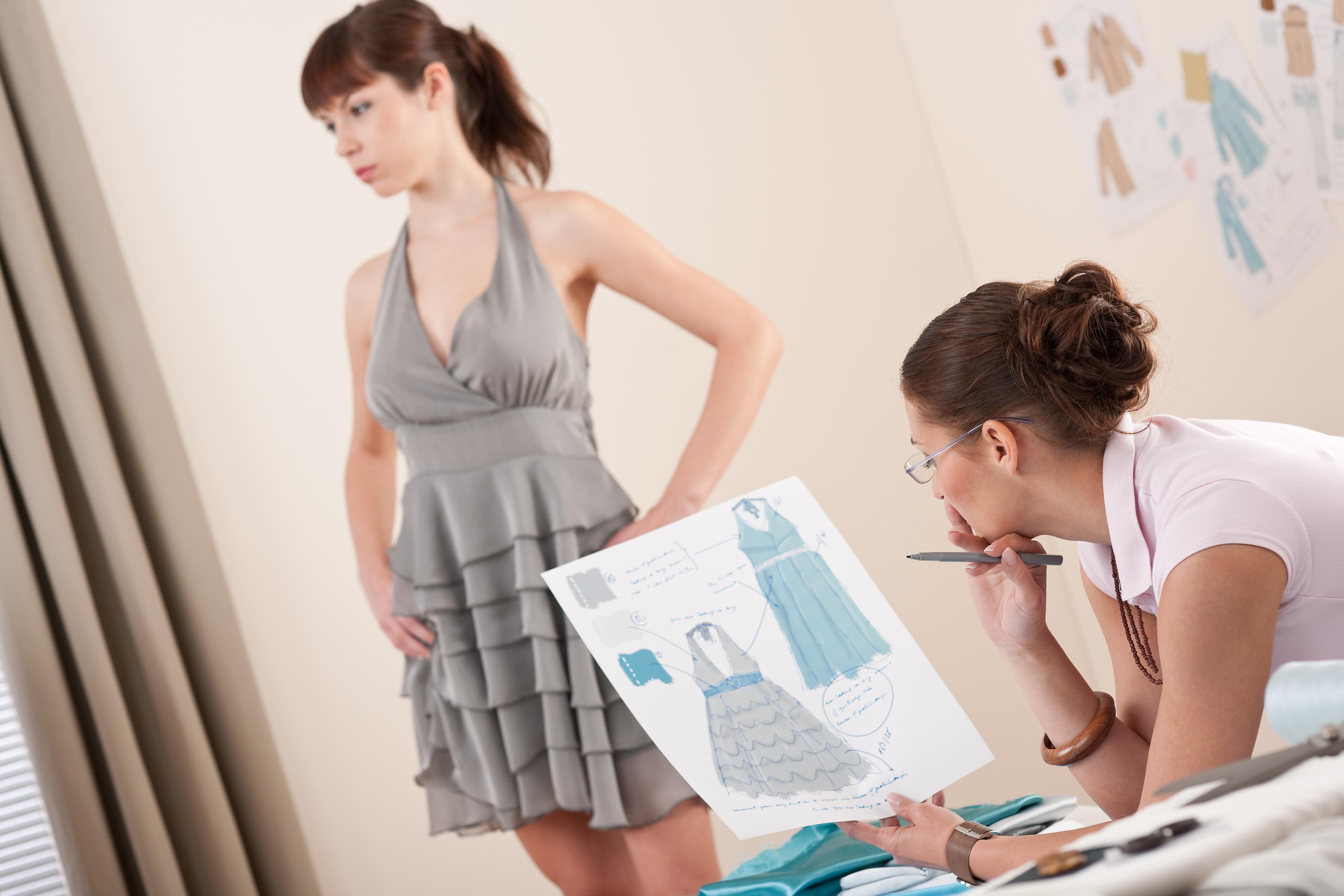 Estudiar dise o de moda preparado para el futuro webfvea - Estudiar diseno interiores ...
