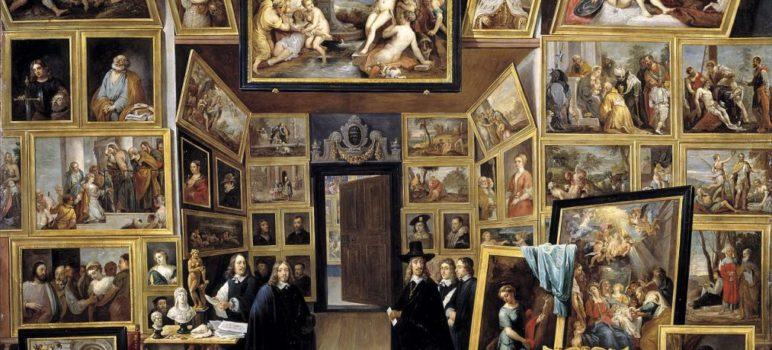 estudiar historia del arte