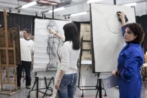 Otras vías menos conocidas que ofrece estudiar Bellas Artes