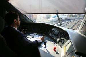Maquinista de tren
