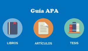Formato General para la normativa APA